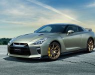 Download 2022 Nissan GT-R T-Spec Edition HD Wallpapers