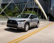 Download 2022 Toyota Corolla Cross L HD Wallpapers