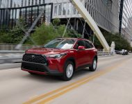 Download 2022 Toyota Corolla Cross LE HD Wallpapers