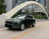 Download 2022 Toyota Corolla Cross XLE HD Wallpapers