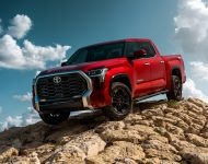 Download 2022 Toyota Tundra Limited HD Wallpapers