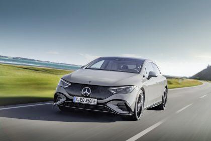 Download 2023 Mercedes-Benz EQE HD Wallpapers