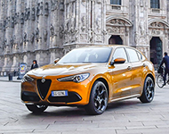Download 2022 Alfa Romeo Stelvio GT Junior HD Wallpapers