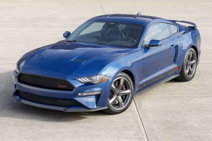 Download 2022 Ford Mustang GT California Special HD Wallpapers