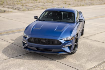 Download 2022 Ford Mustang GT Stealth Edition HD Wallpapers