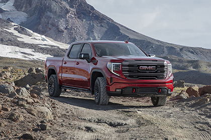 Download 2022 GMC Sierra AT4X HD Wallpapers