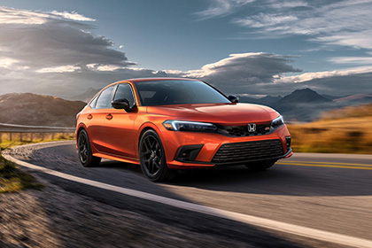 Download 2022 Honda Civic Si HD Wallpapers