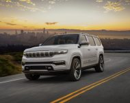 Download 2022 Jeep Grand Wagoneer Concept HD Wallpapers