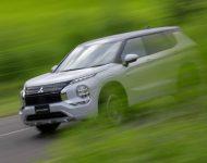 Download 2022 Mitsubishi Outlander PHEV HD Wallpapers